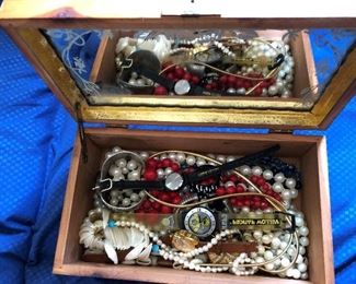 loads of jewelry