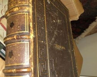 a Gallery of english and american poets Leather $100