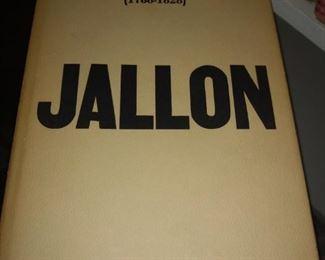 Jallon: Arabic prince of Old Natchez 1st ed   $20