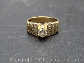 18 Diamond Ring