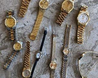 Replica Rolex watches, men's and women's