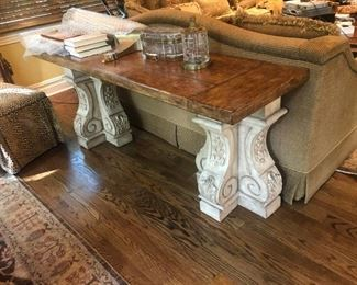 $1,200 - Console Table