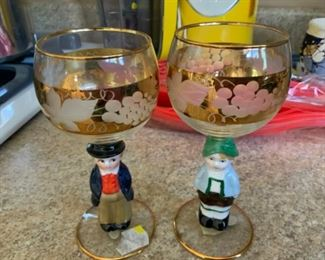 German brandy snifter glasses