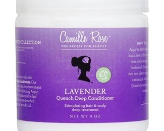 Camille Rose Lavender Quench Deep Conditioner - 8oz