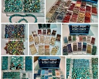 collage beads