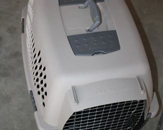 Pet Carrier (Like New) . . . Asking Price $18