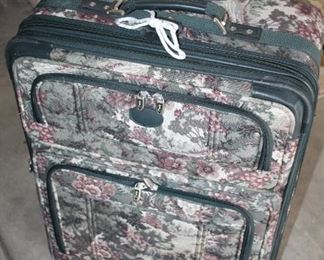 Picture 1 of 3  Rolling Luggage . . . Asking Price $15.00