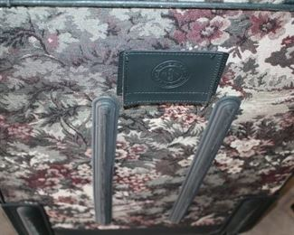 Picture 2 of 3  Rolling Luggage . . . Asking Price $15.00