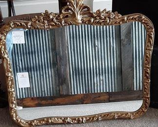 Vintage Mirror - 1930's