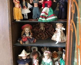 * DOLL COLLECTION