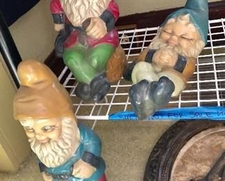 * Set of Gnomes - There is a 4th one now.