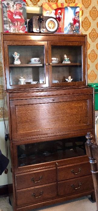 * Check out this Antique Secretary