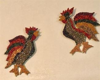 * Nice BEAN Roosters