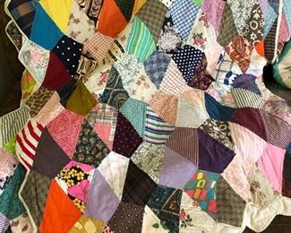* Quilts