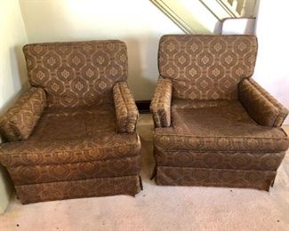 * 2 Matching  Chairs