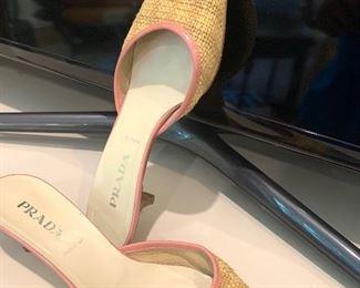 Ladies Prada shoes (size 7.5)