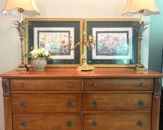 10 drawer dresser by Pennsylvania House