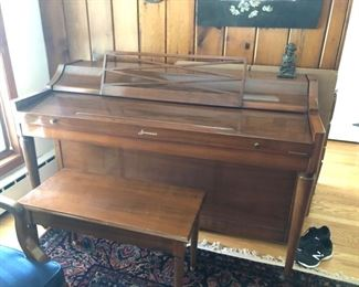 Upright Acrosonic Piano - $295