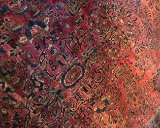 Vintage Persian Rug - 13.5' by 10.5' - $1000