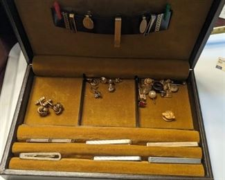PLL #6 - Cufflinks & Tie Clips