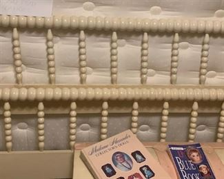 Jenny Lind Bed and free mattress.