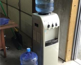 Water Cooler with One full water jug