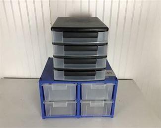 Plastic Storage Drawers Garage