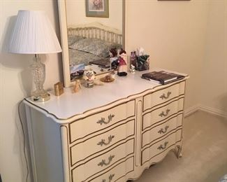 French Provincial dresser by Dixie