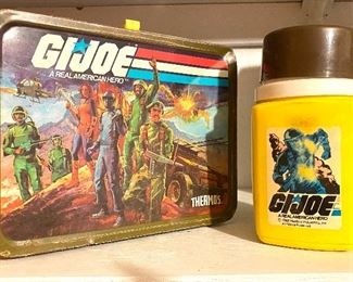 G.I. Joe lunchbox