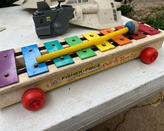Vintage Fisher-Price