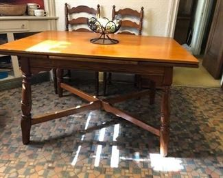 Refractory table - $125