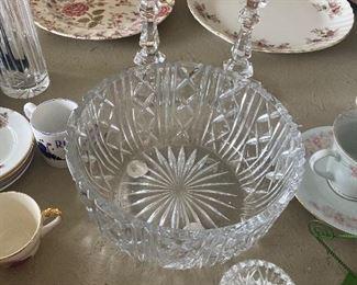 Glass Bowl $10.00