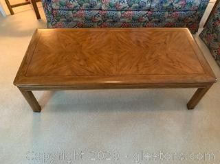Drexel Passage Campaign Coffee Table
