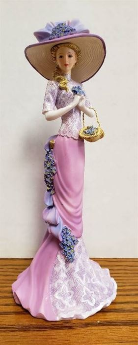 Thomas Kinkade Caring Companion Figurine No. 0534D ~ 7 in. tall