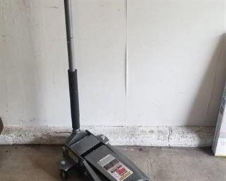 Pittsburgh Heavy Duty 4 Ton Floor Jack