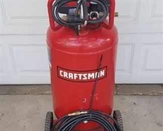 Craftsman 33 Gallon Upright Air Compressor