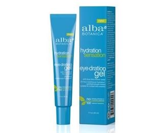 Alba Botanica Hydration Sensation Eyedration Gel - 1ct
