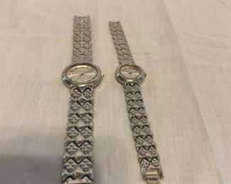 Geneva His and Her Watches Set #2 https://ctbids.com/#!/description/share/410301