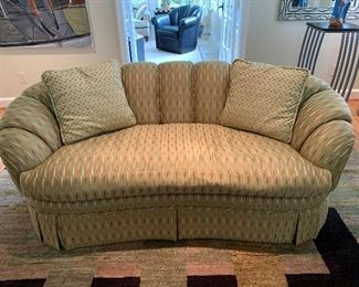 Ethan Allen Upholstered sofa in great condition $1200