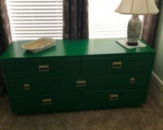 Mid century chest completely redone