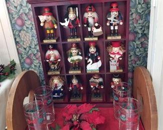 12 Days of Christmas Nutcrackers, Miscellaneous Christmas Deco