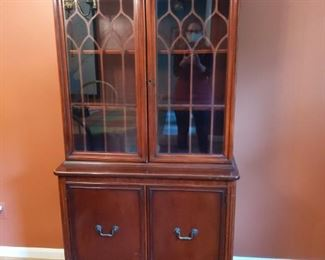 Antique china cabinet  https://ctbids.com/#!/description/share/416433