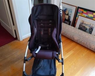 Bugaboo Bee Stroller and bye bye!        https://ctbids.com/#!/description/share/416438