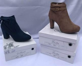 Womens Booties IV