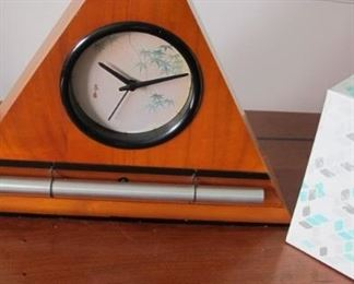 $18.00 Mantle Clock