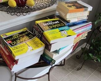 Various books $2.00 - $5.00 ea. Take all for $50.00