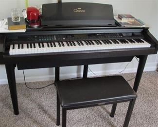 $1950.00 Yamaha Clavinova CVP-79A One owner with manuals