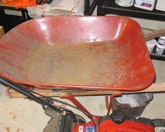$15.00 Wheel barrow
