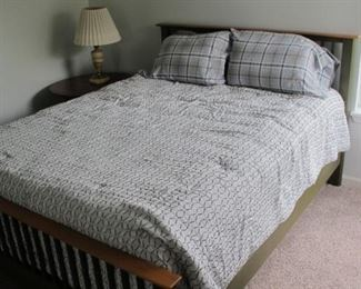 $150.00 Queen Bed & Mattress