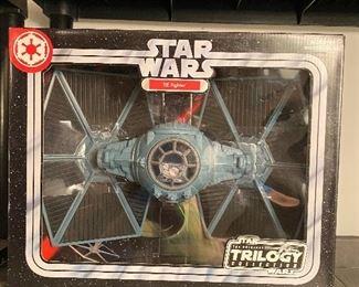 Star Wars Action Figures: Tie Fighter
